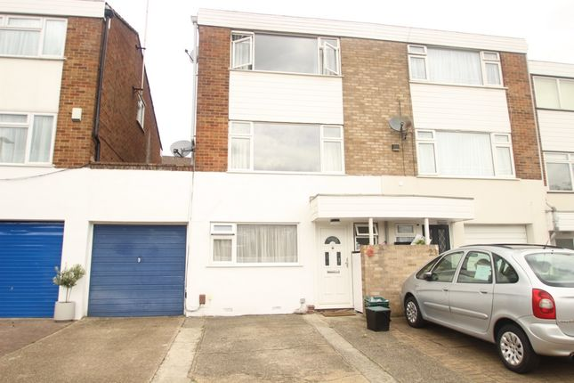 Thumbnail Town house to rent in Borkwood Park, Orpington