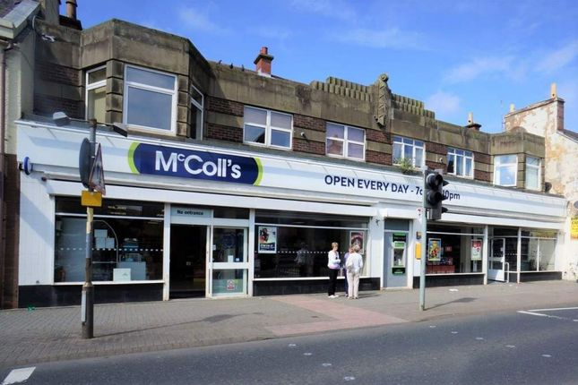 Thumbnail Retail premises to let in Girvan, Ayrshire