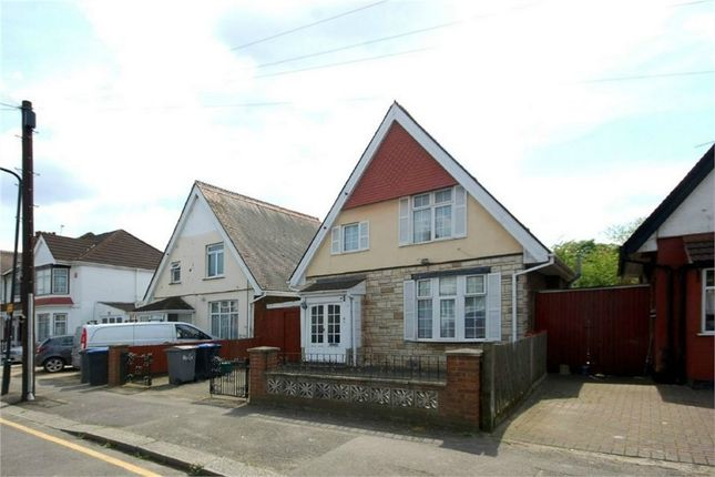 Thumbnail Detached house for sale in Park Road, Wembley, Greater London
