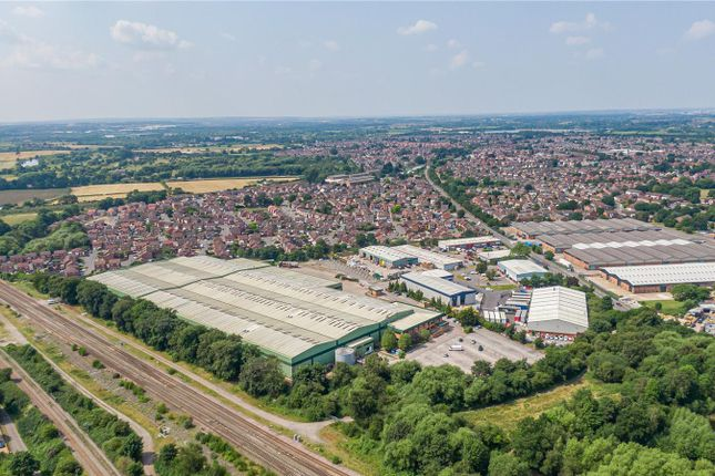 Thumbnail Warehouse for sale in Em262, Forbes Close, Fields Farm Road, Long Eaton, East Midlands