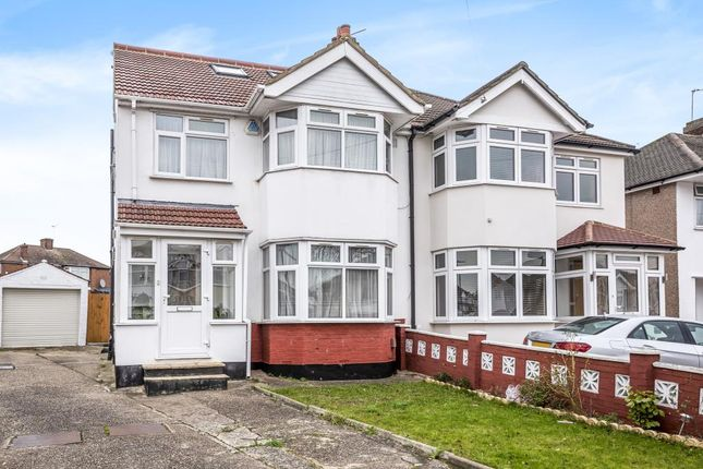 Thumbnail Semi-detached house to rent in Portland Crescent, Stanmore