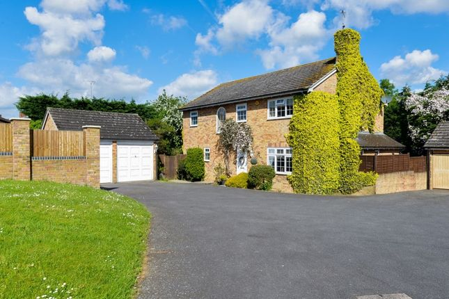 Thumbnail Detached house for sale in Upper Hook, Harlow