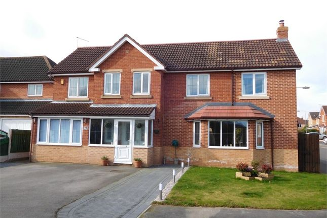 Thumbnail Detached house for sale in Applewood Close, Worksop, Nottinghamshire