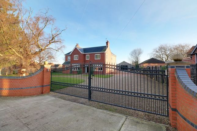 Thumbnail Detached house for sale in Sampson Street, Eastoft, Scunthorpe
