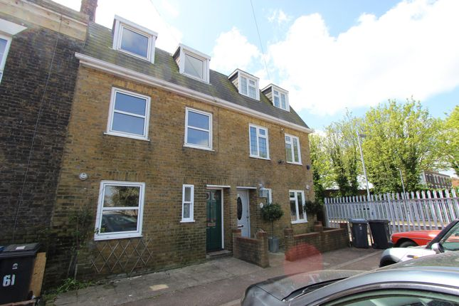 Thumbnail Terraced house for sale in Queen Street, Deal