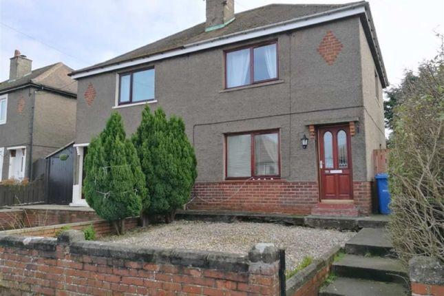 Thumbnail Semi-detached house for sale in Braeside, Tweedmouth, Berwick Upon Tweed