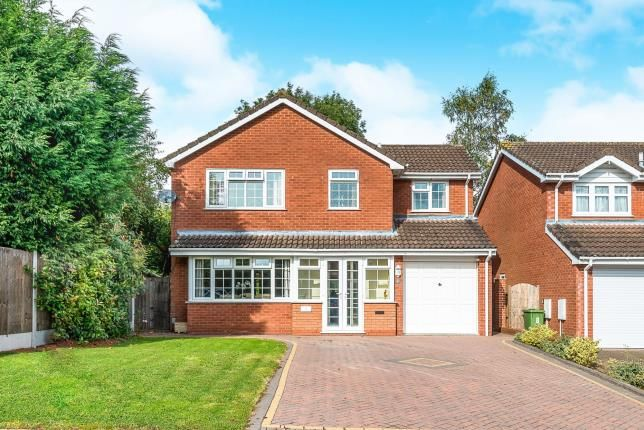 Thumbnail Detached house for sale in Montville Drive, Castle House Gardens, Stafford, Staffordshire