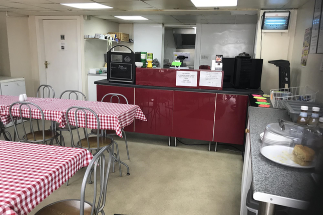 Restaurant/cafe for sale in Cafe & Sandwich Bars WF5, West Yorkshire