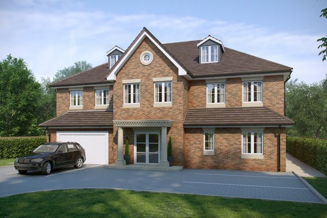 Thumbnail Detached house for sale in Solent Drive, Warsash, Southampton