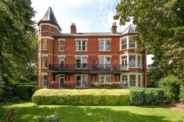 Thumbnail Flat for sale in Richmond Mansions, Denton Road, Twickenham