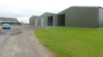 Thumbnail Light industrial to let in Middle Shed, Odden Farm, Appledore Road, Woodchurch, Ashford, Kent