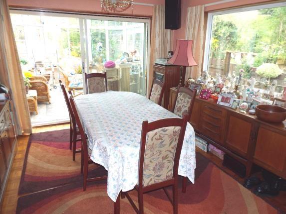 Dining Area of Norheads Lane, Biggin Hill, Westerham TN16