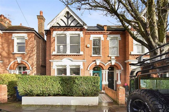 Thumbnail Semi-detached house for sale in Derwentwater Road, London