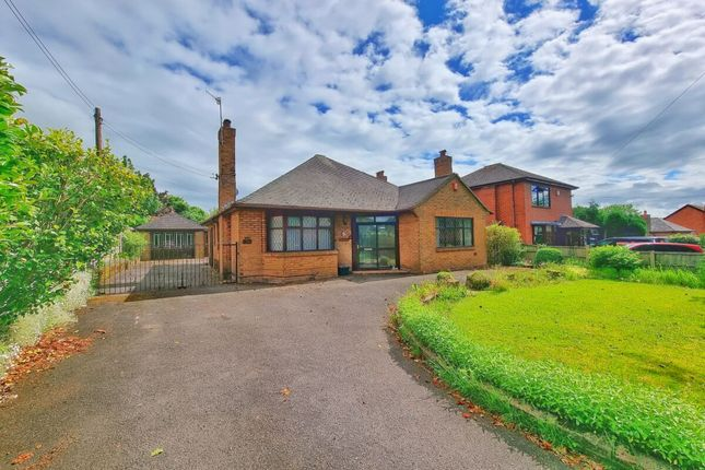 Thumbnail Bungalow for sale in Trentham Road, Stoke-On-Trent