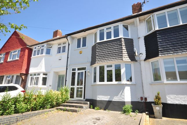 Thumbnail Terraced house to rent in Kingsbridge Road, Morden