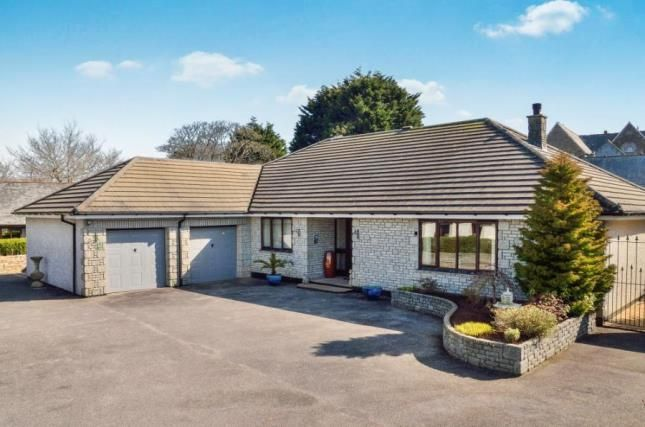 Thumbnail Bungalow for sale in Camborne, Cornwall