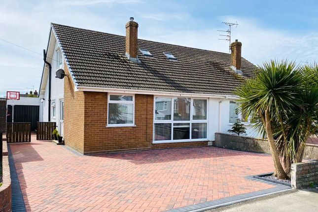 Thumbnail Bungalow for sale in West End Avenue, Nottage, Porthcawl