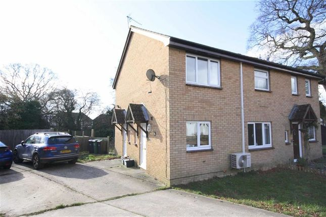 Thumbnail End terrace house for sale in Maitland Close, Chippenham, Wiltshire