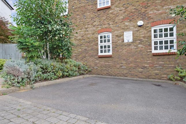 Driveway/Parking of Davy Court, Rochester, Kent ME1