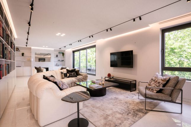 Thumbnail Duplex for sale in Haverstock Hill, London