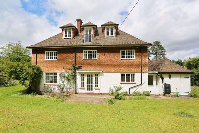 Thumbnail Detached house to rent in Carrick Drive, Sevenoaks