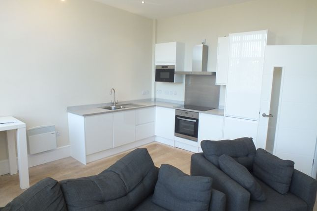 Thumbnail Flat to rent in Furness Quay, Salford