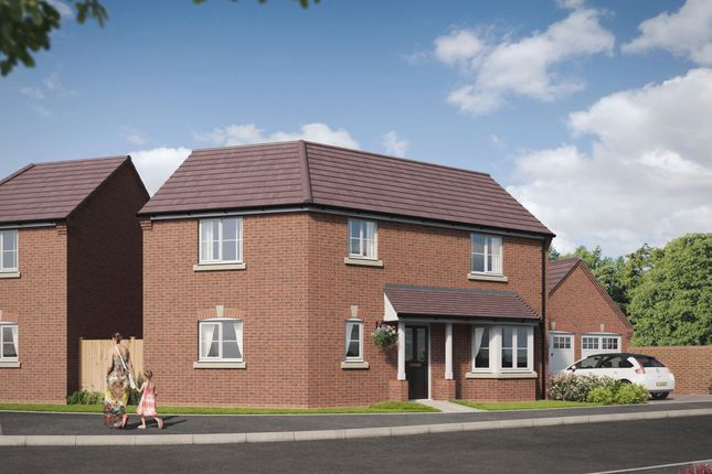 Thumbnail Detached house for sale in The Boston, Palmerston Drive, Tividale, Oldbury
