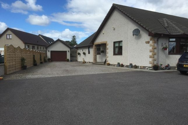 Thumbnail Bungalow for sale in Birch Place, Tain, Highland