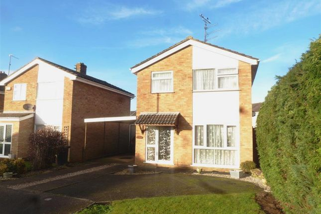 Thumbnail Detached house for sale in The Maltings, Wollaston, Wellingborough