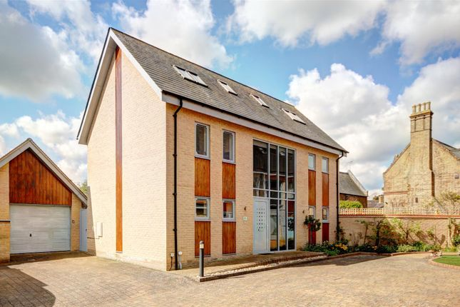 Thumbnail Detached house for sale in Church Lane, Ely