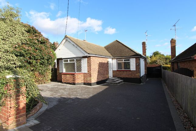 Thumbnail Detached bungalow for sale in Dandies Drive, Leigh-On-Sea, Essex