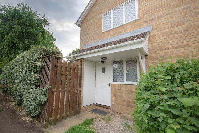 Thumbnail End terrace house for sale in Goodwood Gardens, Downend, Bristol