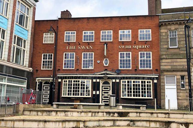 Thumbnail Retail premises to let in The Swan, Swan Square, Burslem, Stoke-On-Trent, Staffordshire