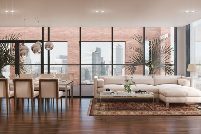 Thumbnail Flat for sale in Orchard Wharf, Silvocea Way, Docklands