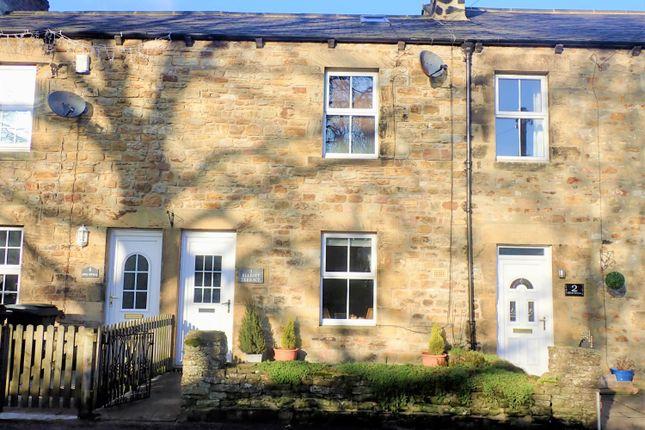 Thumbnail Terraced house for sale in Elliott Terrace, Wark, Hexham