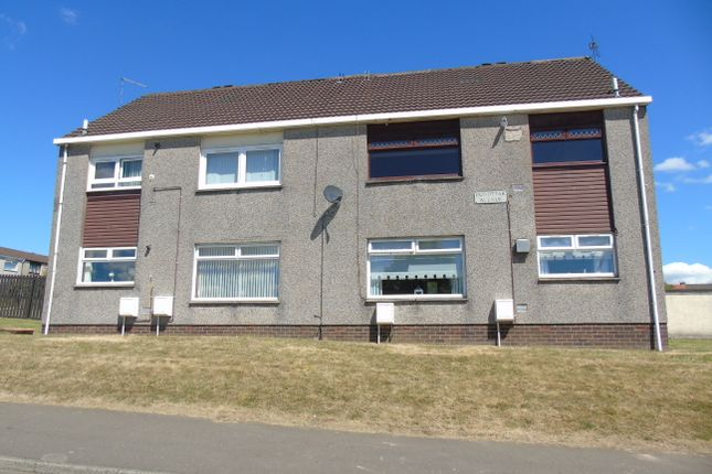 Thumbnail Maisonette for sale in Dunottar Avenue, Shawhead, Coatbridge