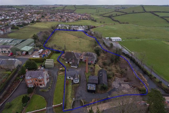 Thumbnail Land for sale in Church Road, Ballynahinch