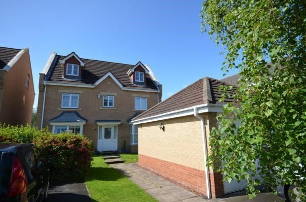 Thumbnail Detached house to rent in Broadmeadows Close, Swalwell, Newcastle Upon Tyne