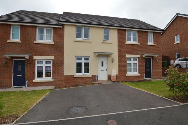 Thumbnail Terraced house for sale in Bryn Celyn, Llanharry, Pontyclun