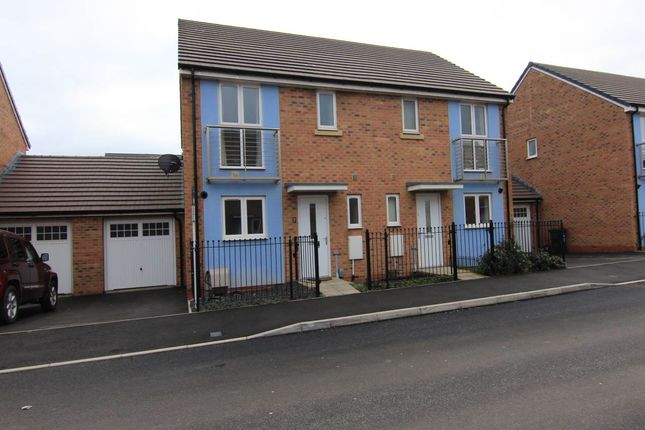 Thumbnail Property to rent in Rapide Way, Haywood Village, Weston-Super-Mare