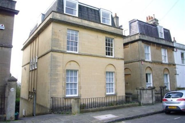 Thumbnail Flat to rent in Sydney Buildings, Bath