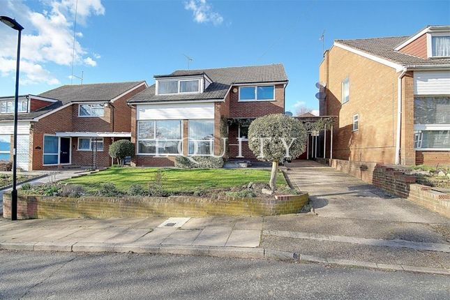 Thumbnail Detached house for sale in Valley Fields Crescent, Enfield