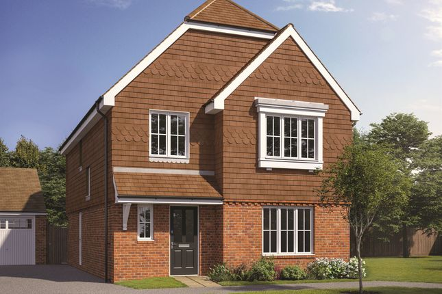 Thumbnail Detached house for sale in Walshes Road, Crowborough