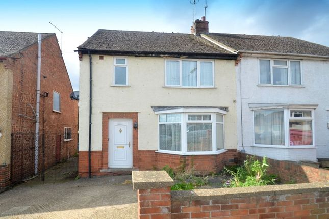 Thumbnail Semi-detached house to rent in Bryant Road, Kettering