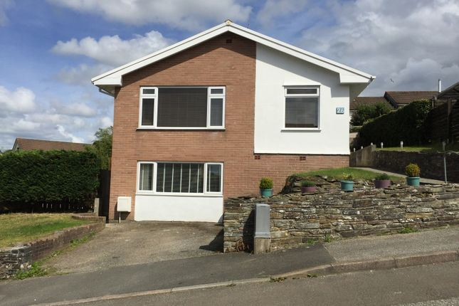 Thumbnail Detached house for sale in Tanwood View, Bodmin