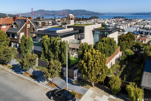 Thumbnail Detached house for sale in 2582 Filbert St, San Francisco, Us