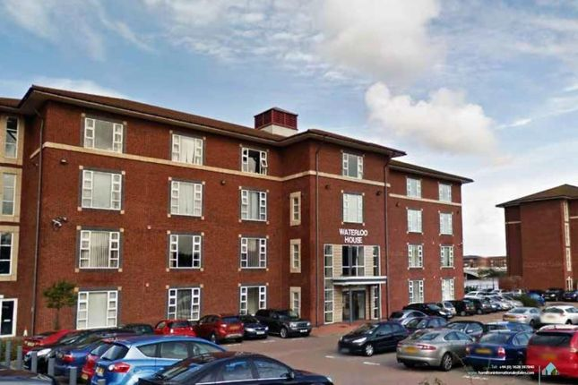 Thumbnail Flat for sale in Waterloo House, Thornaby Place, Stockton On Tees
