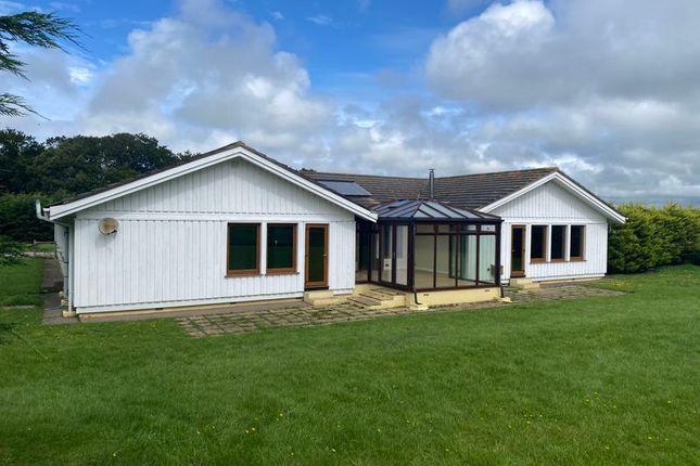 Thumbnail Detached bungalow for sale in Ballanorman, Ballacrye Road, Ballaugh