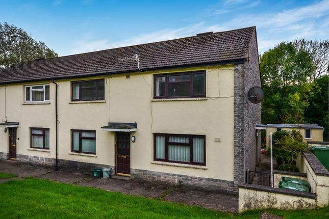 Thumbnail Flat for sale in Ffwrwm Road, Machen, Caerphilly