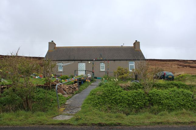 Thumbnail Detached bungalow for sale in Lyness, Hoy, Orkney